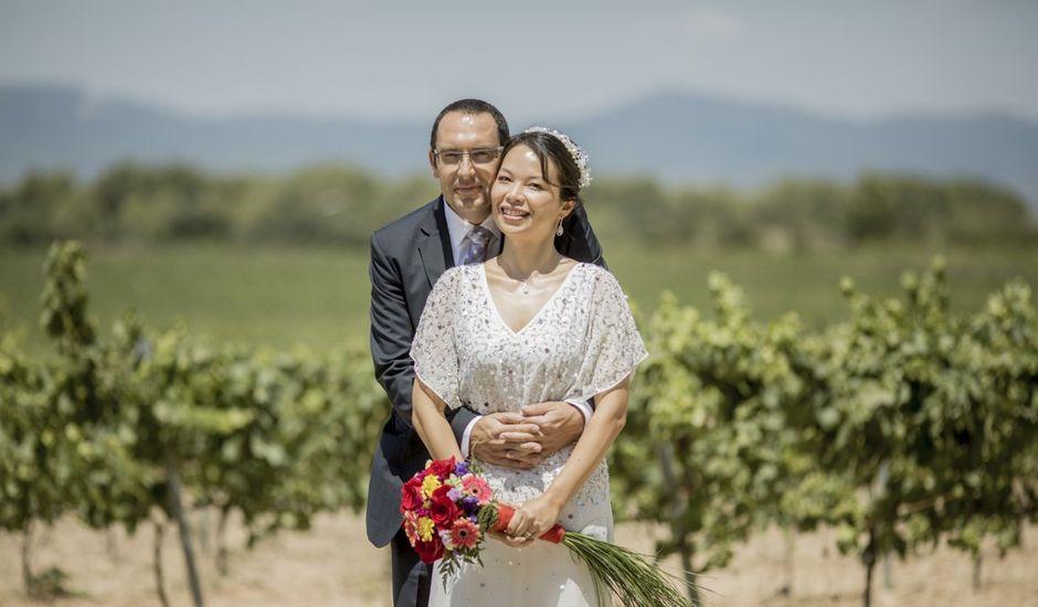 La boda de Pere y Katy  en Puigpelat, Tarragona