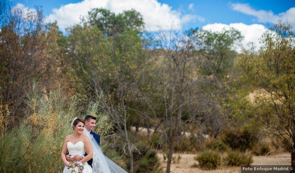 La boda de Alvaro y Irene en Galapagos, Guadalajara