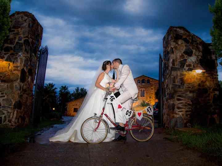 La boda de Melodi y Sergi
