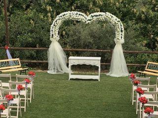 La boda de Clara y David 1