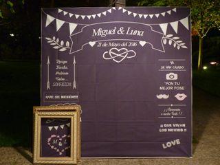 La boda de Luna  y Miguel  2