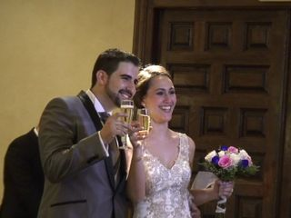 La boda de Luna  y Miguel