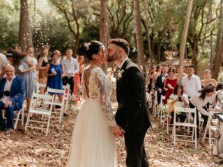 La boda de Alba y Joan