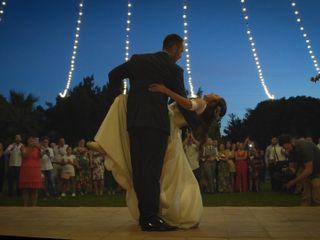 La boda de Carmen y Jonathan