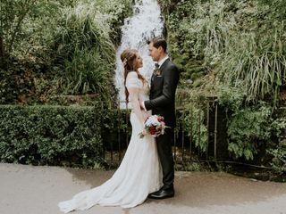 La boda de Mar y José