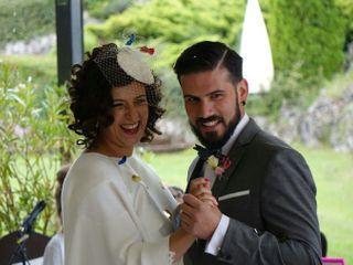 La boda de Helena y Hugo
