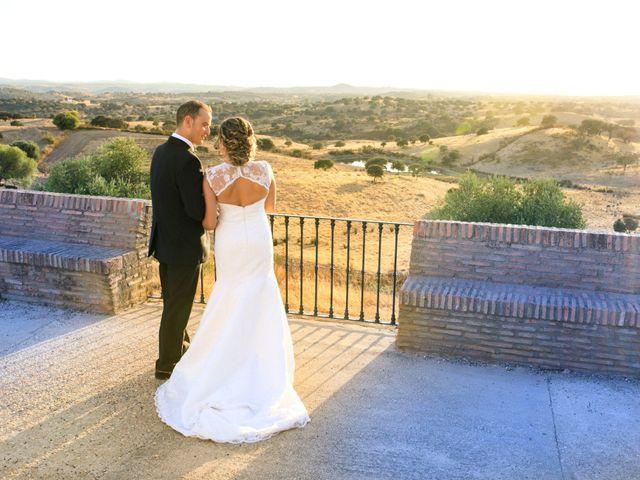 La boda de Ismael y Sofia en El Cerro De Andevalo, Huelva 2