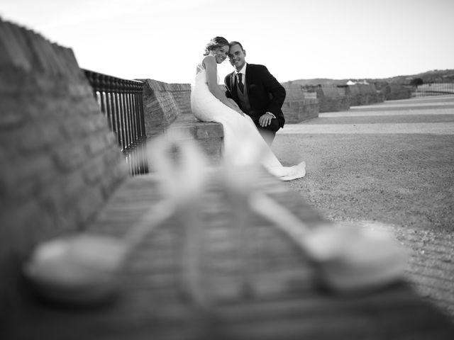 La boda de Ismael y Sofia en El Cerro De Andevalo, Huelva 5