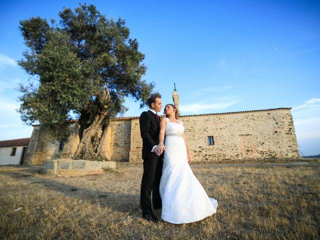 La boda de Ismael y Sofia en El Cerro De Andevalo, Huelva 6