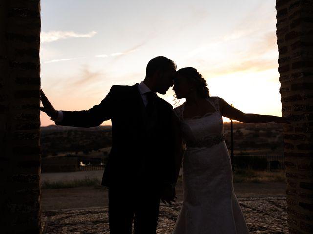 La boda de Ismael y Sofia en El Cerro De Andevalo, Huelva 9