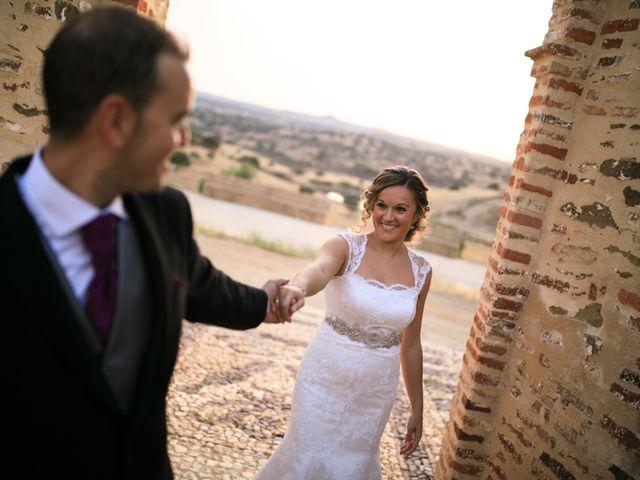 La boda de Ismael y Sofia en El Cerro De Andevalo, Huelva 10