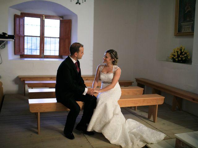 La boda de Ismael y Sofia en El Cerro De Andevalo, Huelva 12