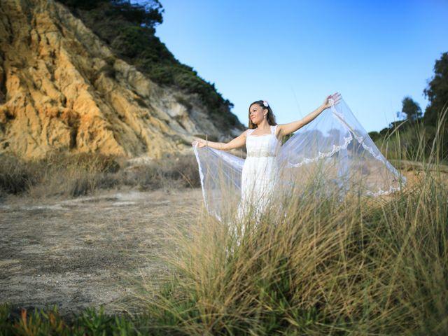 La boda de Ismael y Sofia en El Cerro De Andevalo, Huelva 16