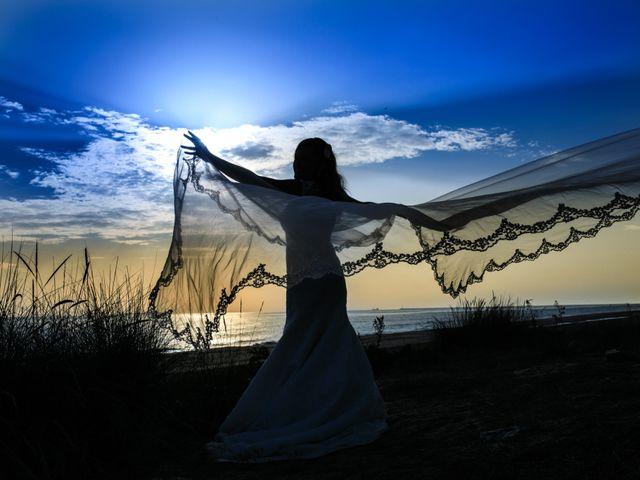 La boda de Ismael y Sofia en El Cerro De Andevalo, Huelva 1