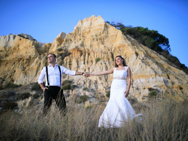 La boda de Ismael y Sofia en El Cerro De Andevalo, Huelva 18