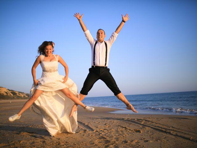 La boda de Ismael y Sofia en El Cerro De Andevalo, Huelva 20