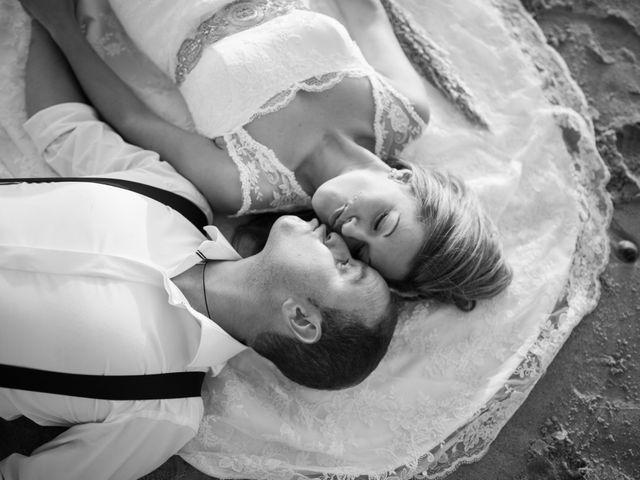 La boda de Ismael y Sofia en El Cerro De Andevalo, Huelva 22