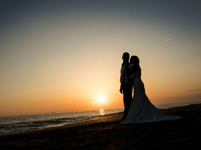 La boda de Ismael y Sofia en El Cerro De Andevalo, Huelva 26