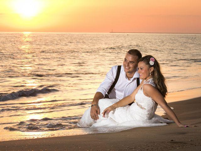 La boda de Ismael y Sofia en El Cerro De Andevalo, Huelva 27