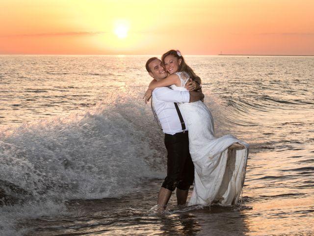 La boda de Ismael y Sofia en El Cerro De Andevalo, Huelva 28