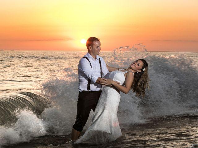 La boda de Ismael y Sofia en El Cerro De Andevalo, Huelva 29
