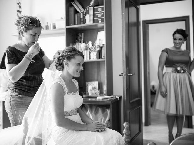 La boda de Ismael y Sofia en El Cerro De Andevalo, Huelva 37