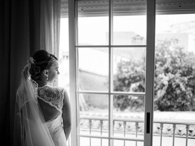 La boda de Ismael y Sofia en El Cerro De Andevalo, Huelva 38