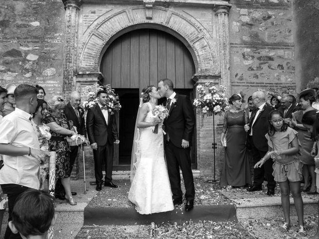 La boda de Ismael y Sofia en El Cerro De Andevalo, Huelva 45