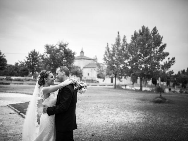 La boda de Ismael y Sofia en El Cerro De Andevalo, Huelva 46