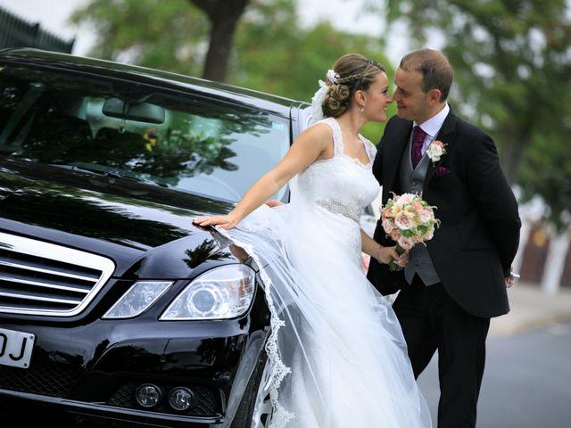 La boda de Ismael y Sofia en El Cerro De Andevalo, Huelva 48