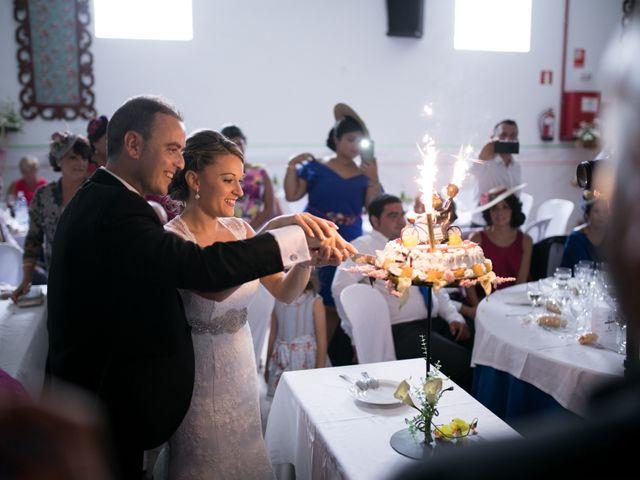 La boda de Ismael y Sofia en El Cerro De Andevalo, Huelva 50