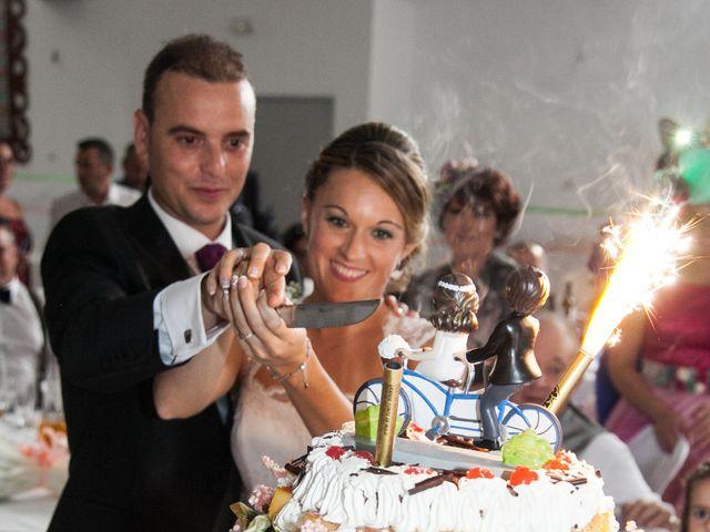 La boda de Ismael y Sofia en El Cerro De Andevalo, Huelva 51