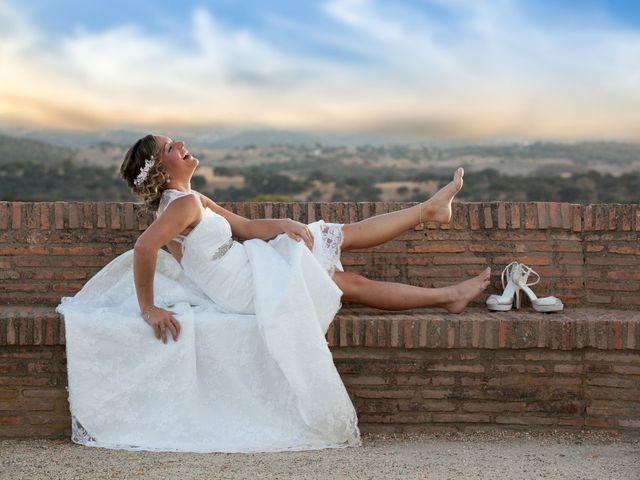 La boda de Ismael y Sofia en El Cerro De Andevalo, Huelva 55