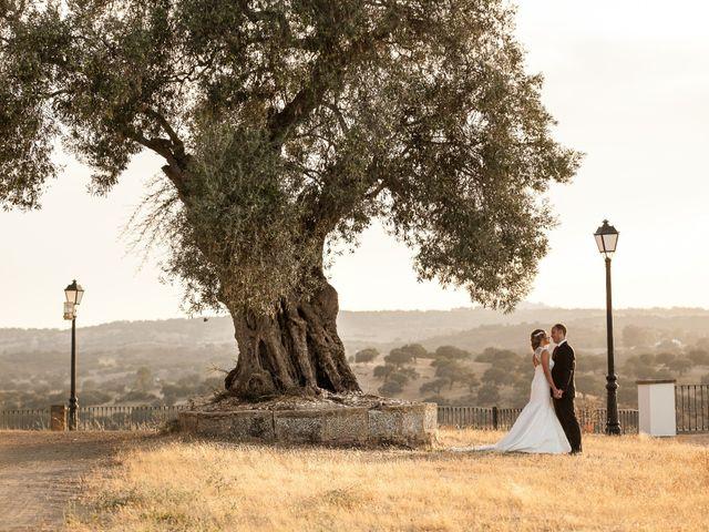 La boda de Ismael y Sofia en El Cerro De Andevalo, Huelva 59