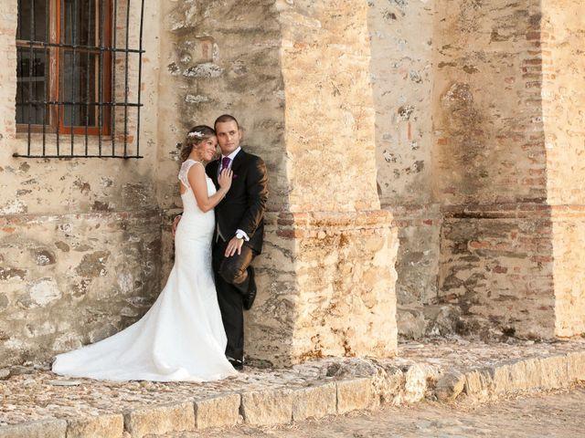 La boda de Ismael y Sofia en El Cerro De Andevalo, Huelva 60