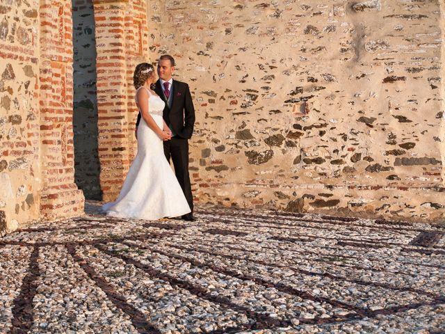La boda de Ismael y Sofia en El Cerro De Andevalo, Huelva 62