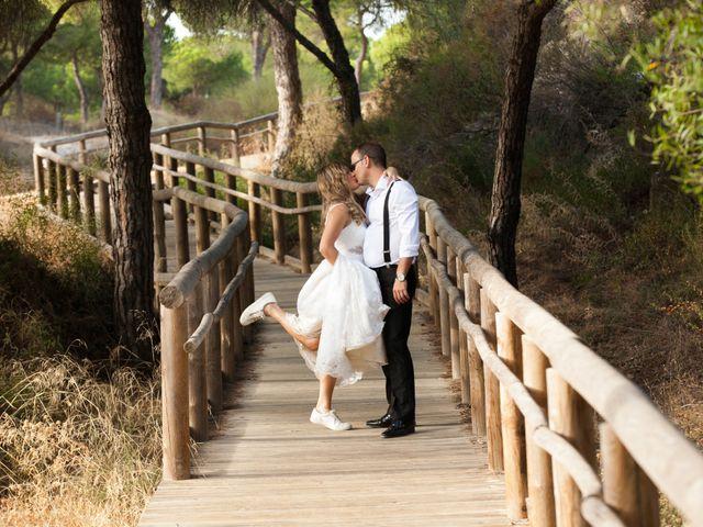 La boda de Ismael y Sofia en El Cerro De Andevalo, Huelva 63