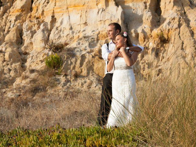 La boda de Ismael y Sofia en El Cerro De Andevalo, Huelva 64