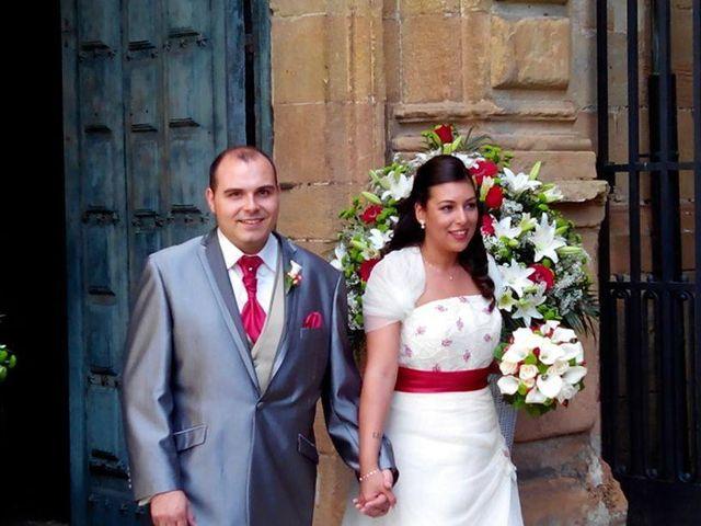 La boda de Rubén y Verónica en Oviedo, Asturias 1