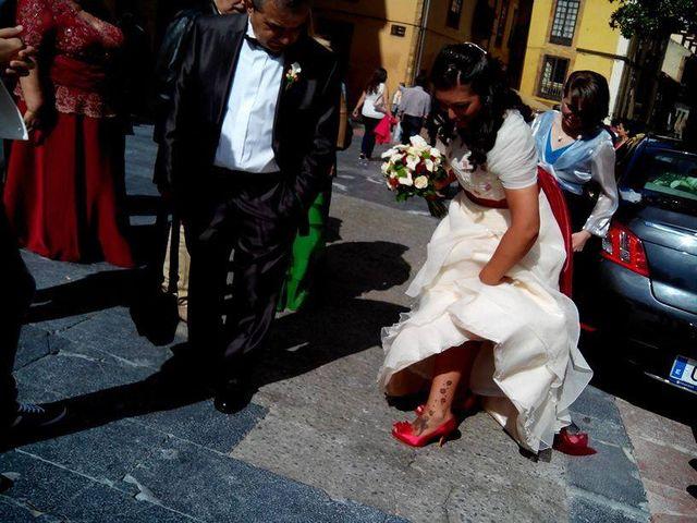 La boda de Rubén y Verónica en Oviedo, Asturias 7