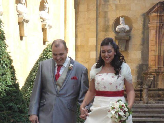 La boda de Rubén y Verónica en Oviedo, Asturias 8