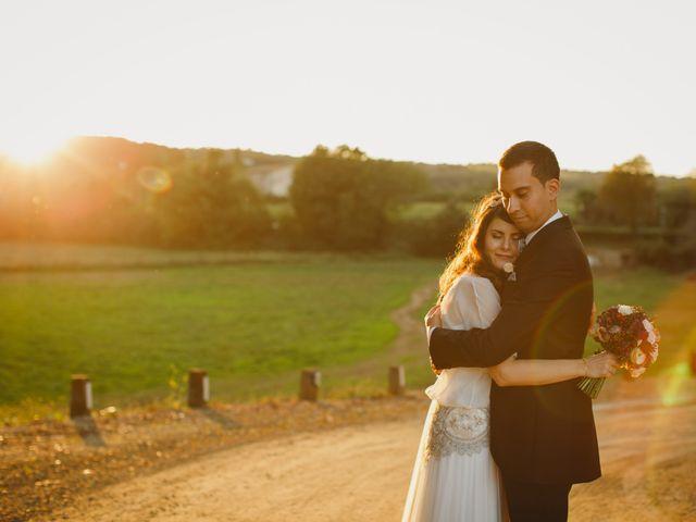 La boda de Maria y Emilio