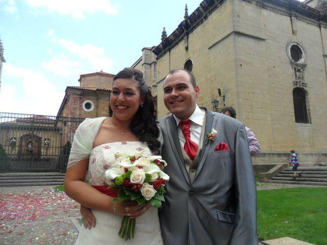 La boda de Rubén y Verónica en Oviedo, Asturias 3