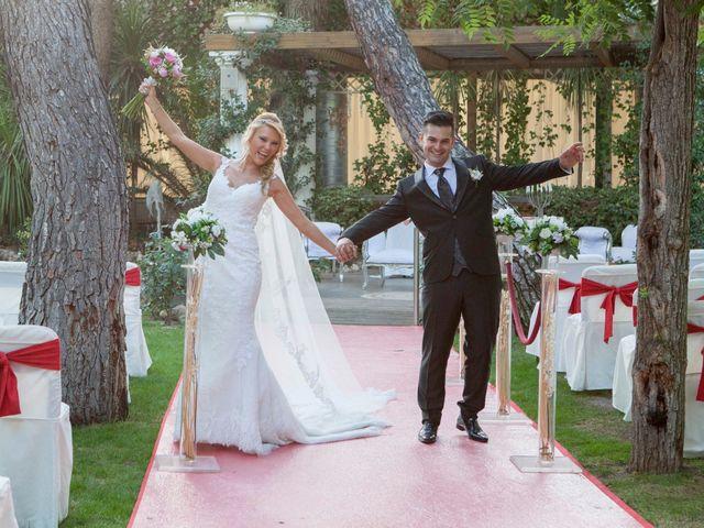 La boda de Shirley y Sergio