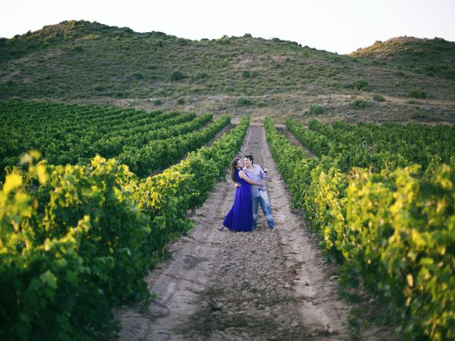La boda de Marco y Raquel en Pamplona, Navarra 14