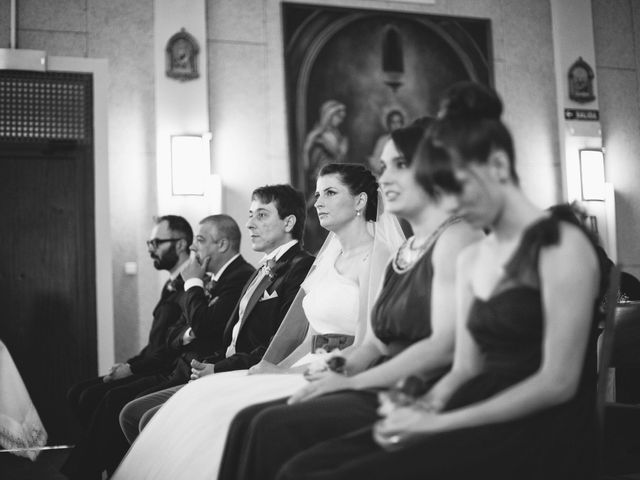 La boda de Marco y Raquel en Pamplona, Navarra 51
