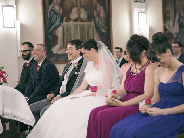 La boda de Marco y Raquel en Pamplona, Navarra 53