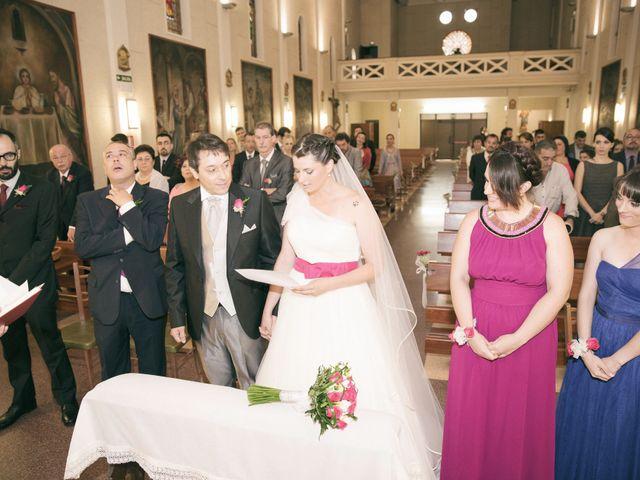 La boda de Marco y Raquel en Pamplona, Navarra 55