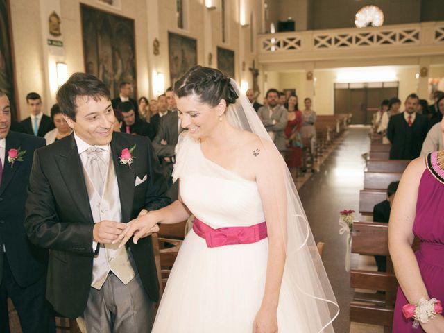 La boda de Marco y Raquel en Pamplona, Navarra 56