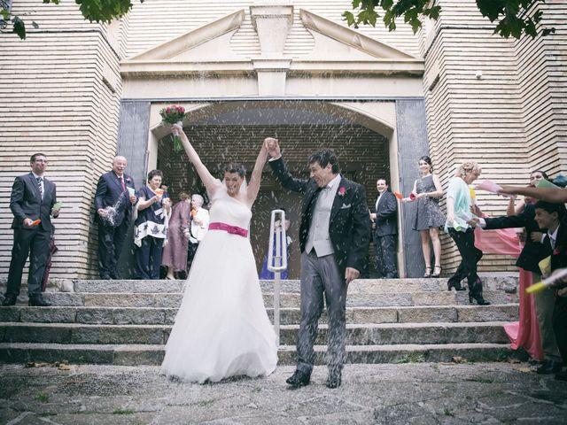 La boda de Marco y Raquel en Pamplona, Navarra 62
